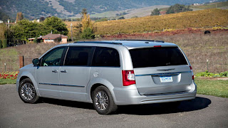 Dream Fantasy Cars-Chrysler Town & Country 2012