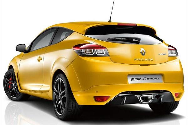 Renault Megane III RS 265