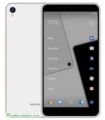 Dien thoai Nokia P1