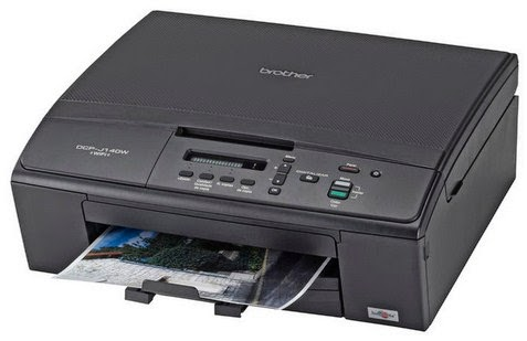 Download Driver Brother DCP-J140W