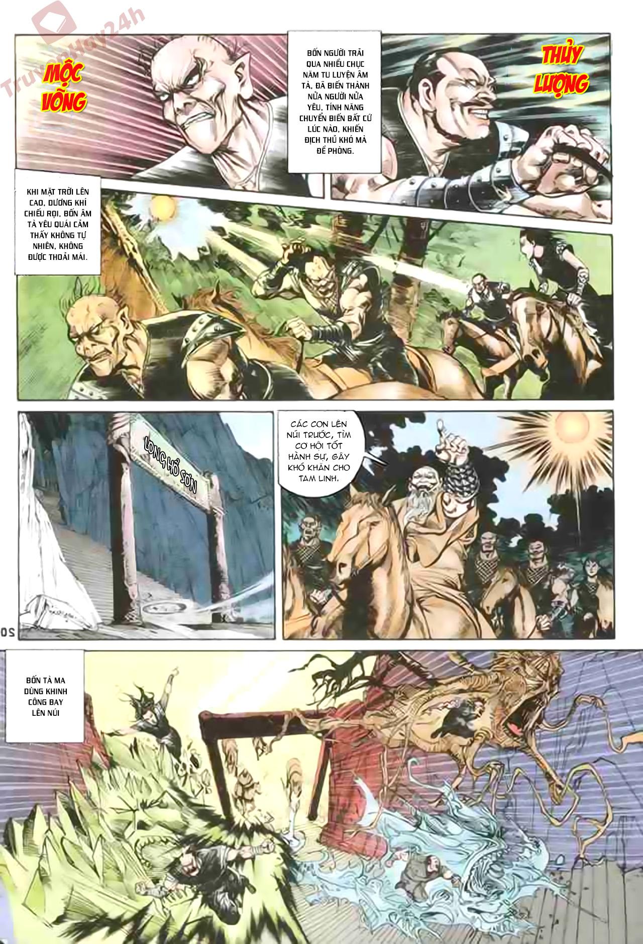 Cơ Phát Khai Chu Bản chapter 85 trang 20