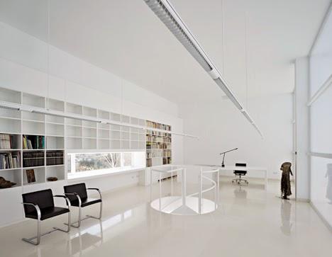Casa moliner alberto campo baeza arquitectura y dise o for Maestria en arquitectura de interiores