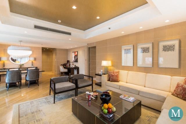 Premier Suite at Shangri-La at the Fort, Manila