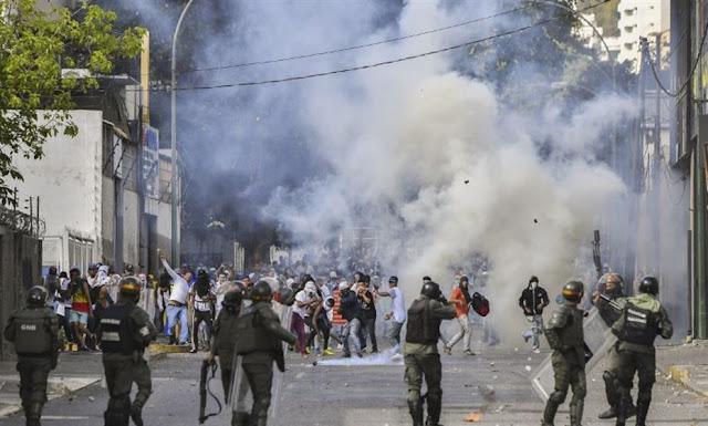 ONU pede 'diálogo' para evitar um 'desastre' na Venezuela
