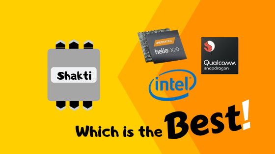 Shakti >> India's First Silicon Processor | But, Why Everyone is Talking About It?