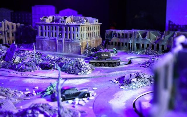 Atrações com miniaturas pelo mundo - Litle Big City Berlin