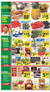 Celebrate Easter - Food Basics Canada Flyer April 6 to 12