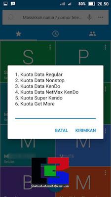 yakni operator seluler yang berpusat di  3 Cara Cek Sisa Kuota / Data Internet Kartu 3 (Tri) Terbaru 2018 [Lengkap]