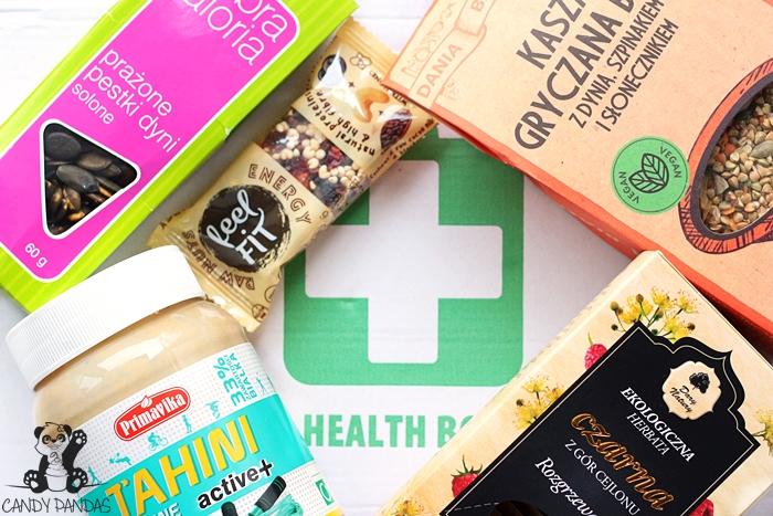 Pudełko zdrowych skarbów cz.14 - Health Box (health-box.pl)