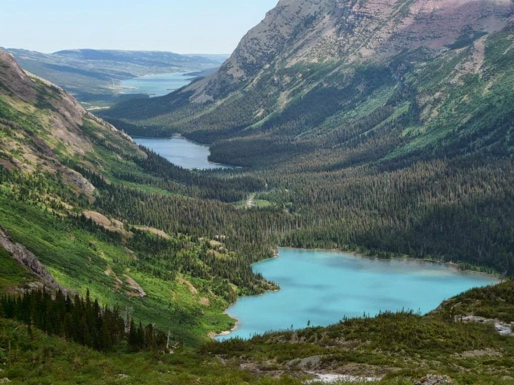 Natural Features About Glacier National Park