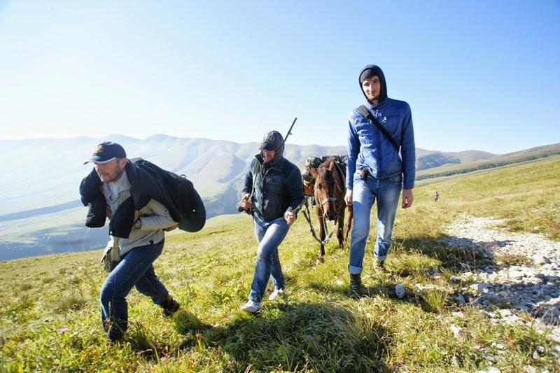 Czeczenia - wędrujemy przez góry Kaukazu