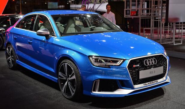 2018 Audi RS3 Design
