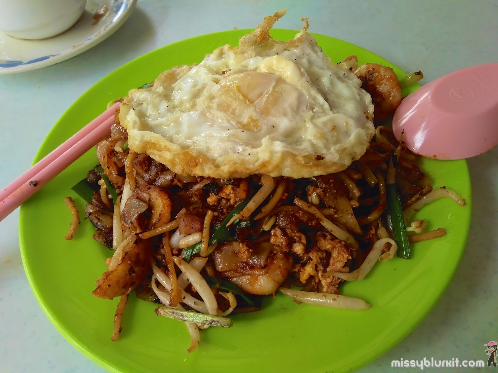 Char Kuew Teow @ Restaurant 友记 N-Kee