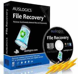 لرائع في استرجاع الملفات 2018 Auslogics File Recovery 8.0.17.0