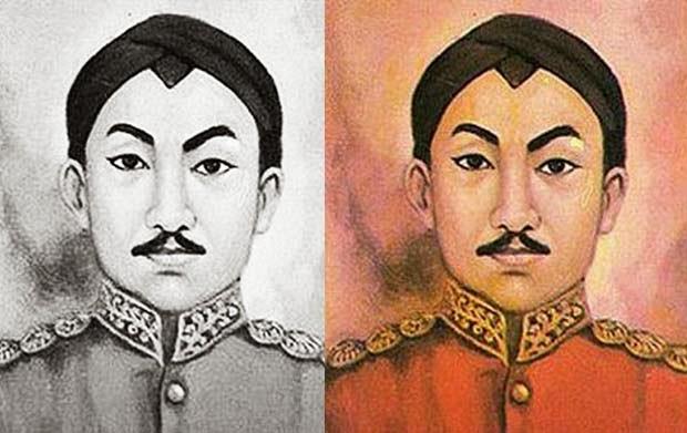 adalah seorang berdarah campuran China dan Jawa yang lahir di Palembang pada tahun  Raden Patah, Silsilah, Biografi, dan Perjalanan Hidupnya