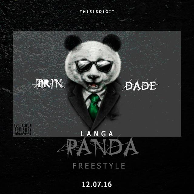 "ANGOLA - Trindade Mc lança a musica ""Langa Panda Freestyle"""