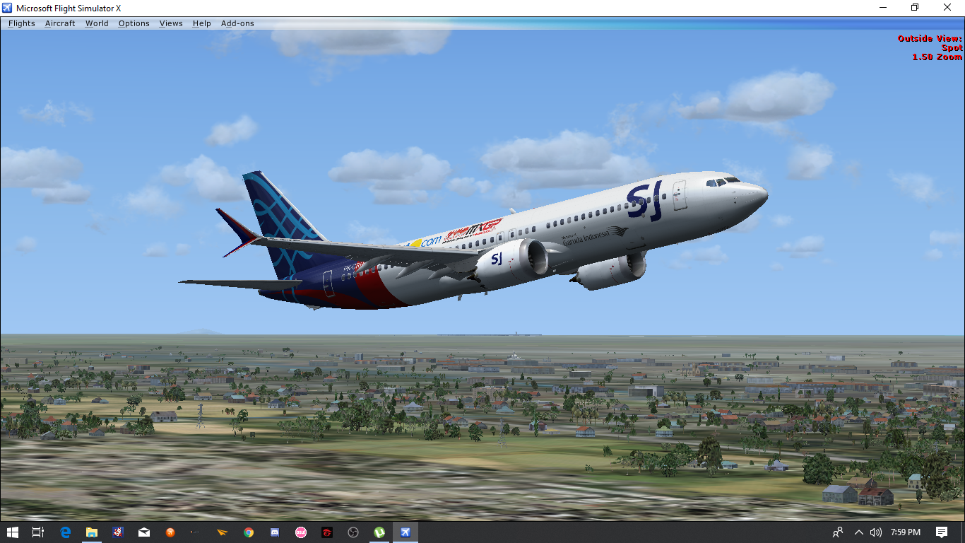 Fsx Tds 737 Max 8
