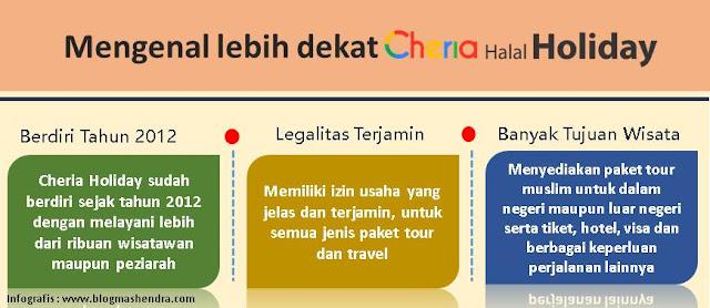 Mengenal Cheria Halal Holiday - Blog Mas Hendra