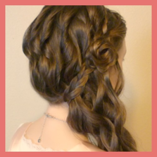 HAIRSTYLE GALLERY Hairstyles For Girls Princess Hairstyles
