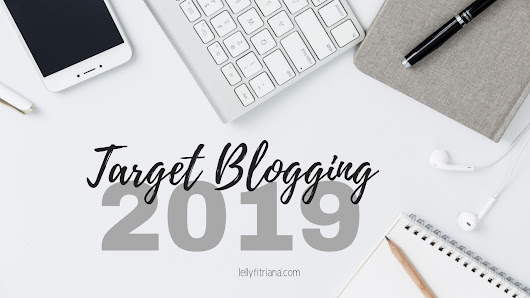 Lecturer's Diary: Target Blog 2019