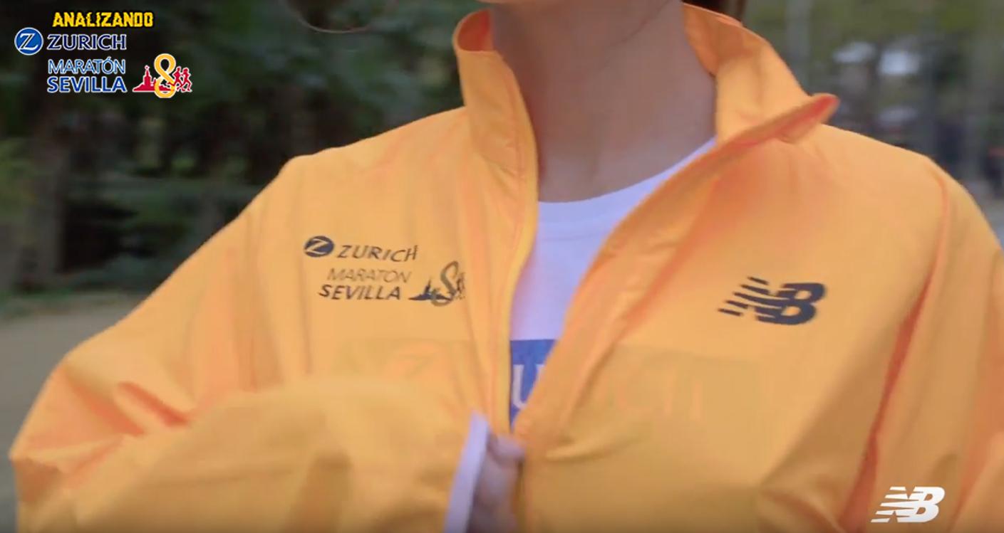 Analizando Zurich Maratón de Sevilla 2018