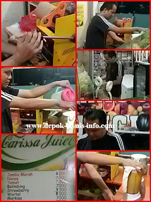 Bisnis, Info, Carissa Juice, Juice, Buah, Segar, Uda Buyung