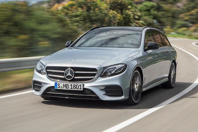 Mercedes-Benz E220d AMG Line Estate (2016) review