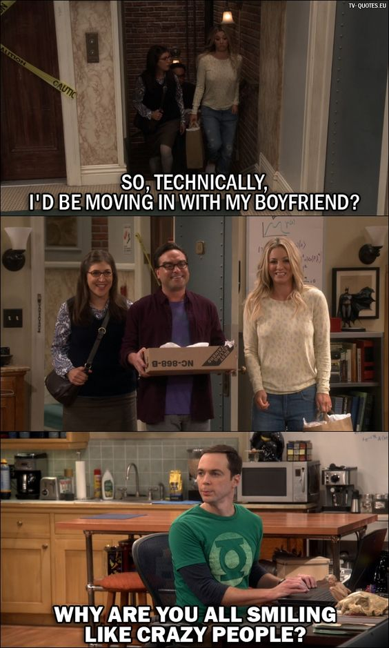 The Best Quote from The Big Bang Theory and Sheldon Cooper