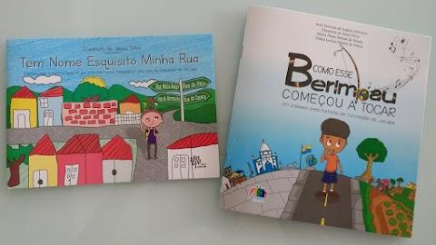 Colégio de Berimbau publica livros sobre memórias da cidade