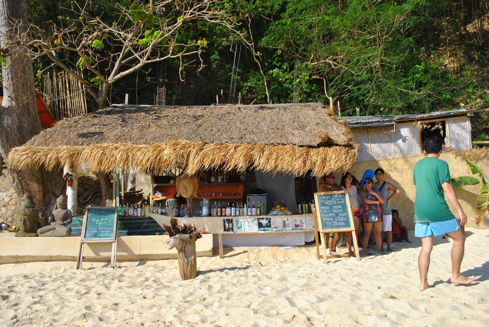 Seven Commando Beach El Nido