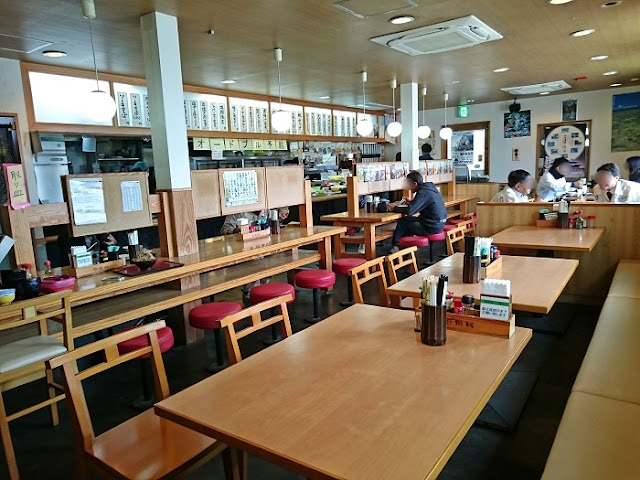 ヤンバル食堂の店内の写真