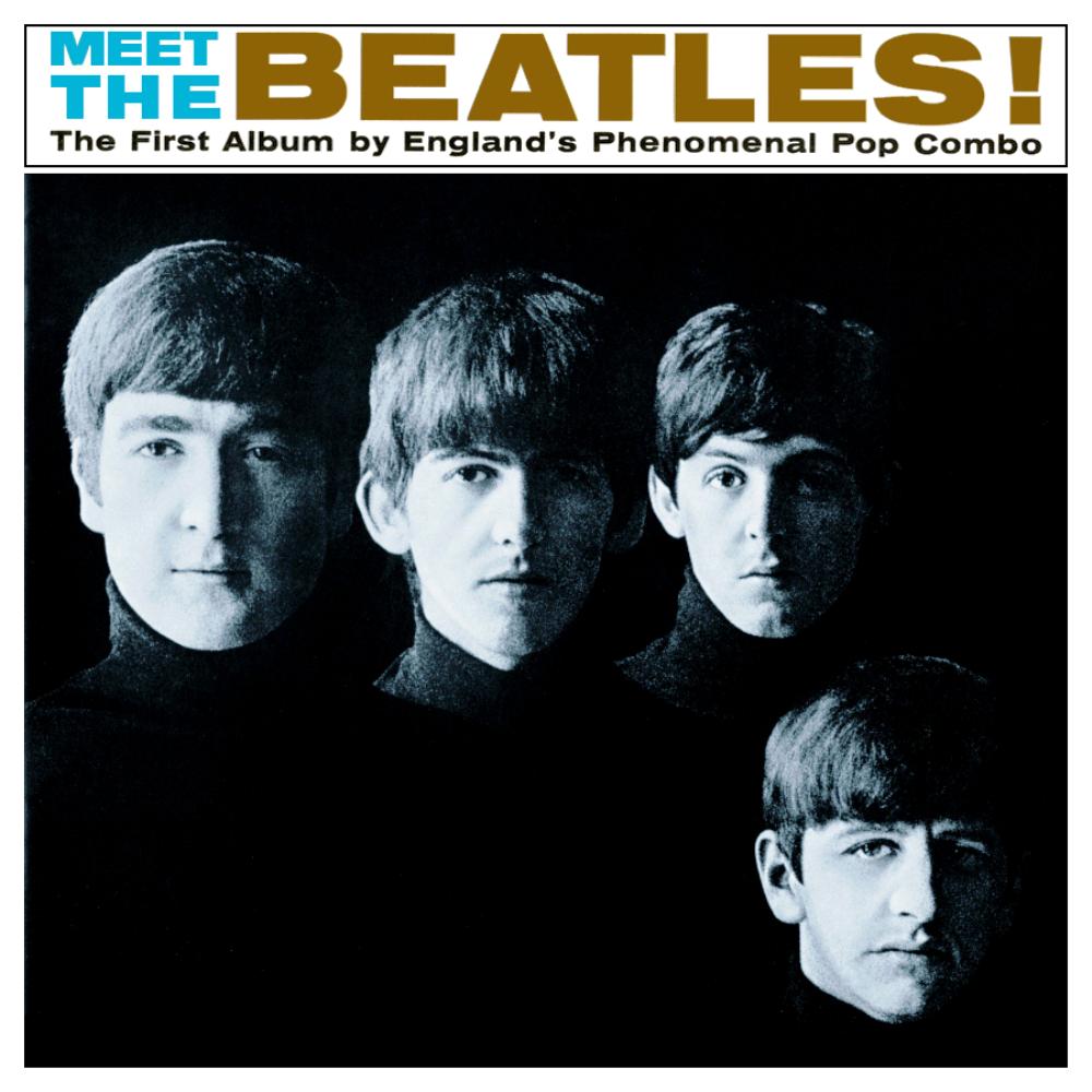 meet the beatles album first edition