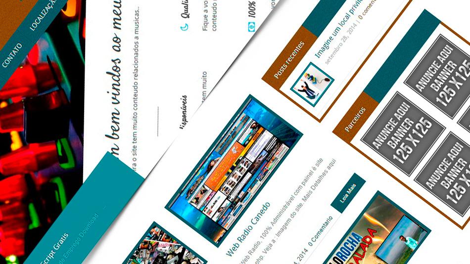 Site WordPress ZolmerosMag pt_BR