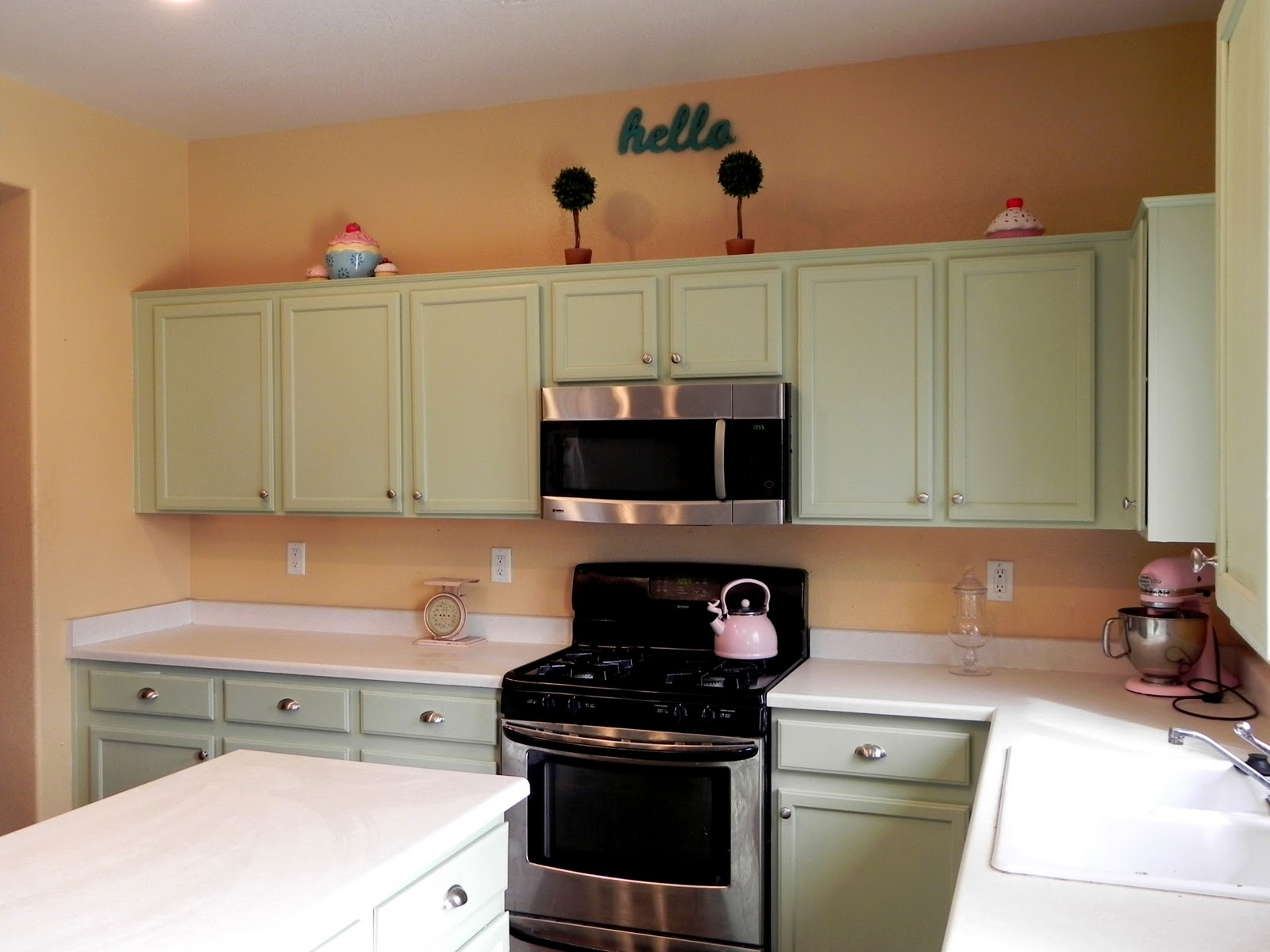 kitchen | favorite paint colors blog