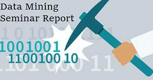 data mining seminar report ppt download