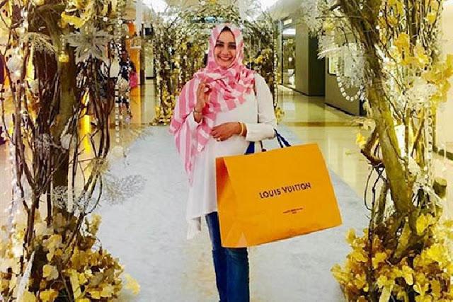 OTT Gubernur Aceh, Cek Koleksi Louis Vuitton Istri Irwandi Yusuf