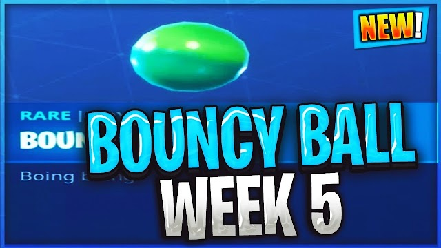 Get 15 bounces in one throw with the new Fortnite Challenge