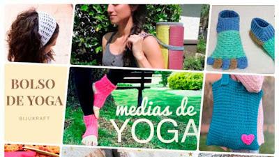 Equipo de Yoga a ganchillo ¿Qué llevar a la primera clase?