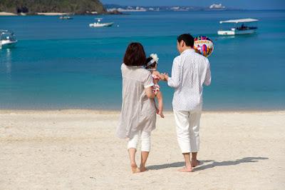 沖縄 ビーチフォト格安