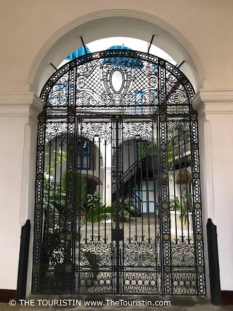 Casa Lombillo vieja havana cuba the touristin