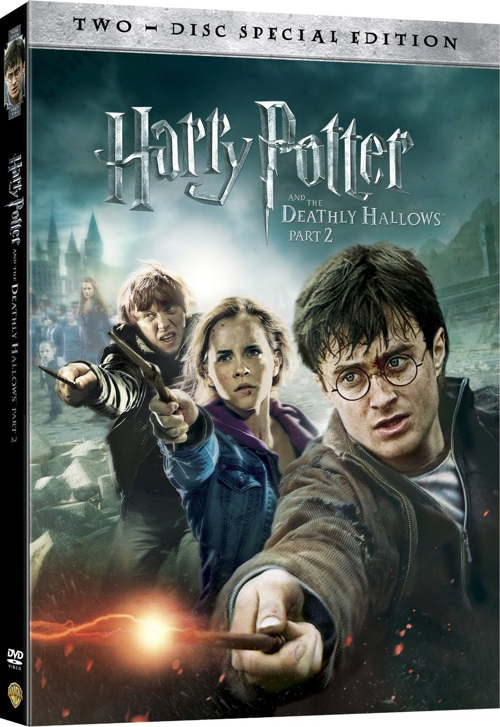 Dual Audio Mania Harry Potter And The Deathly Hallows Part 2 2011