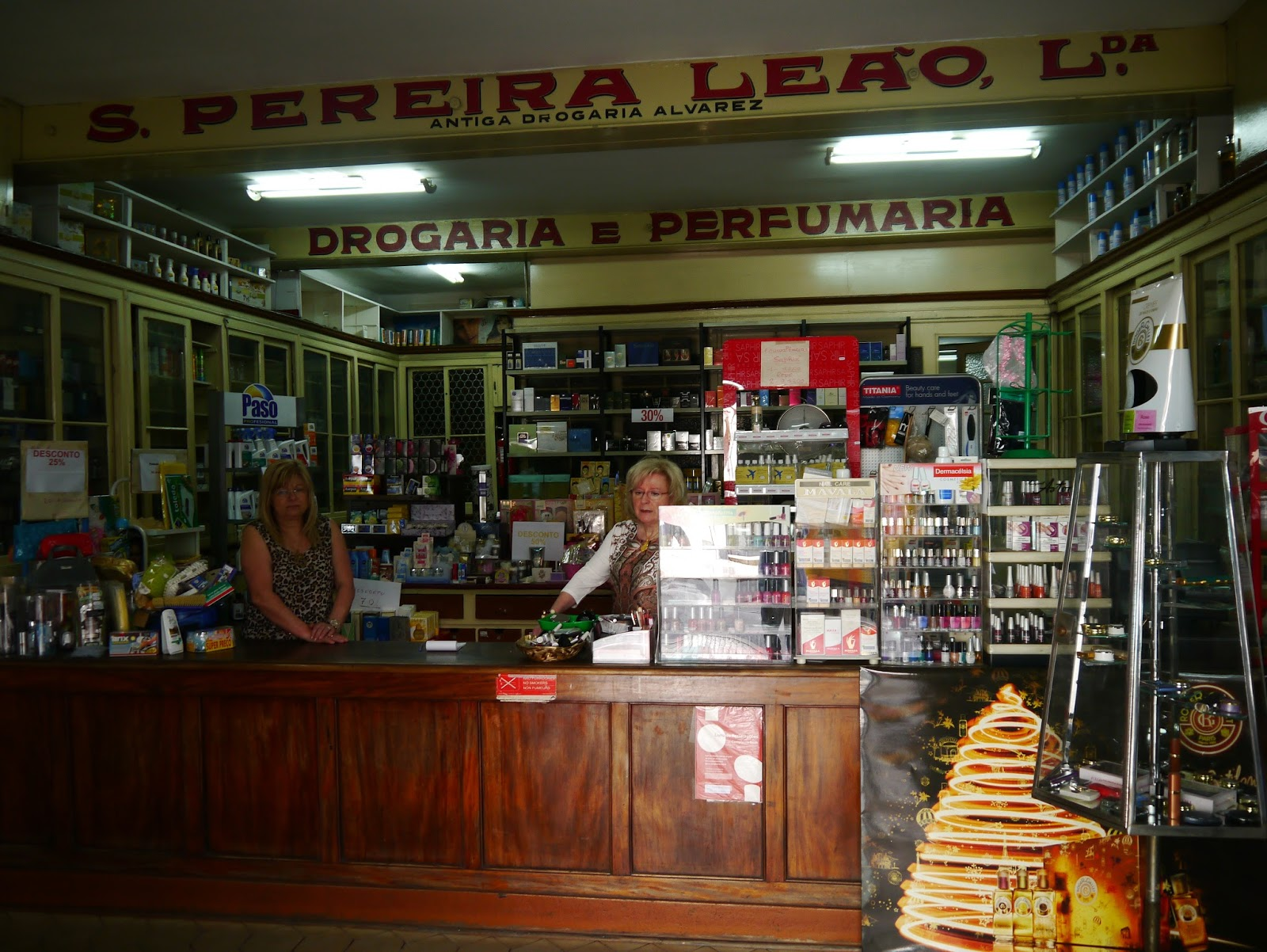 CIDADANIA LX: Hoje Foi O último Dia Da DROGARIA S. PEREIRA