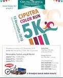 Ciputra Color Run • 2018