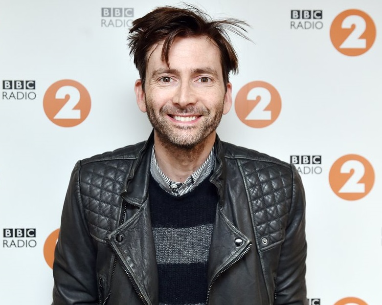 David Tennant to host The Sara Cox Show on BBC Radio Two - Wednesday 4th and Thursday 5th July 2018