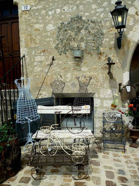 Средневековый фестиваль  во франции