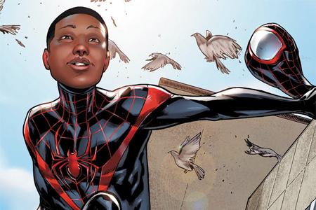 Miles Morales - Spiderman