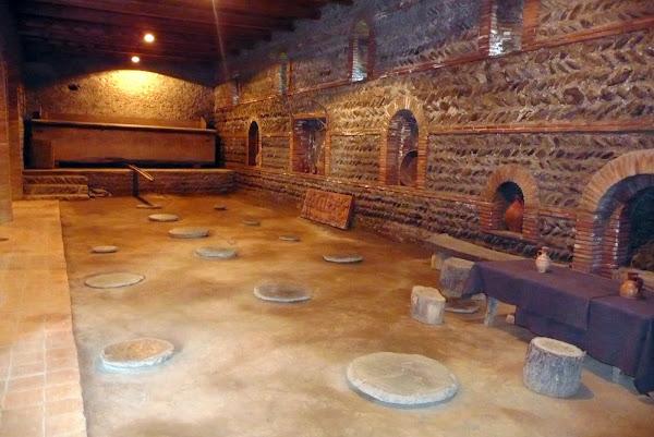 Marani tradicional en el Museo Chavchavadze