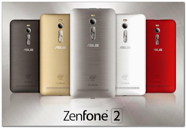 smartphone gaming terbaik Asus Zenfone 2 Ze551ML