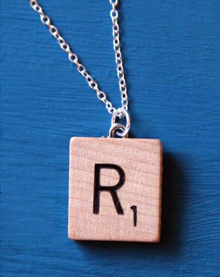The 100 English Scrabble Letters Scrabble letters
