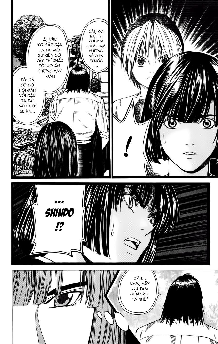 Hikaru No Go hikaru no go chap 121 trang 16